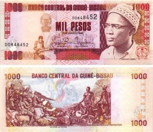 Billet de collection Guinée-Bissau