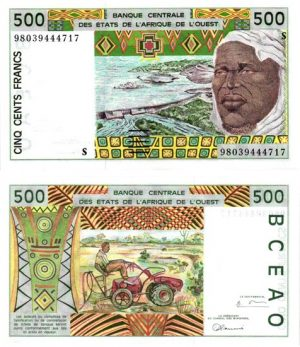 Billet de collection Guinée-Bissau