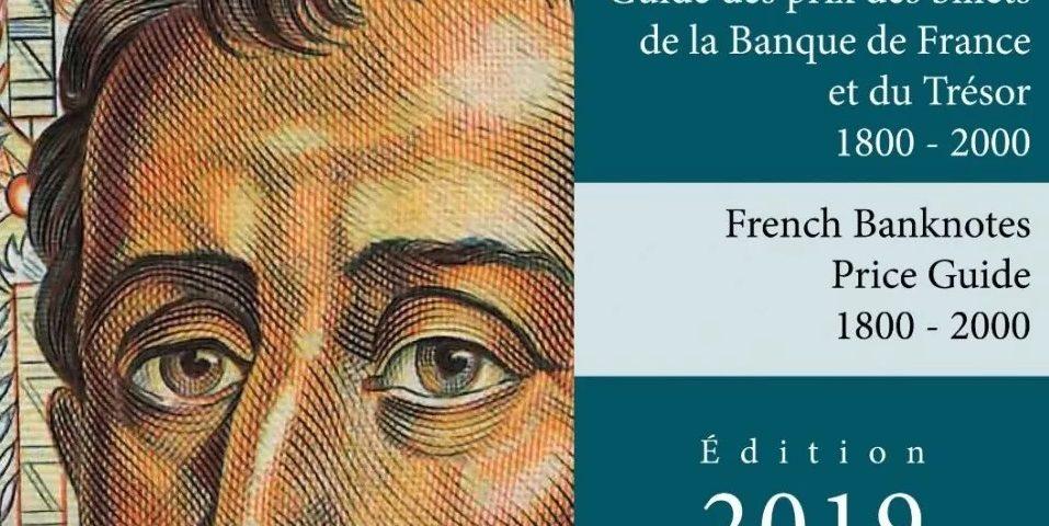 Collectionner les billets français