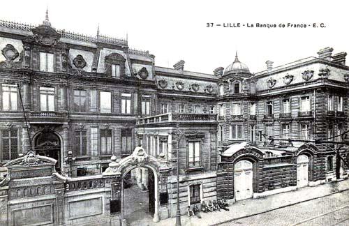 Banque de France - Succursale de Lille