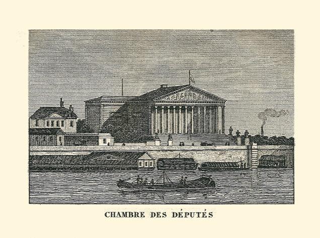 Billets de Banque à l'Assemblée Nationale