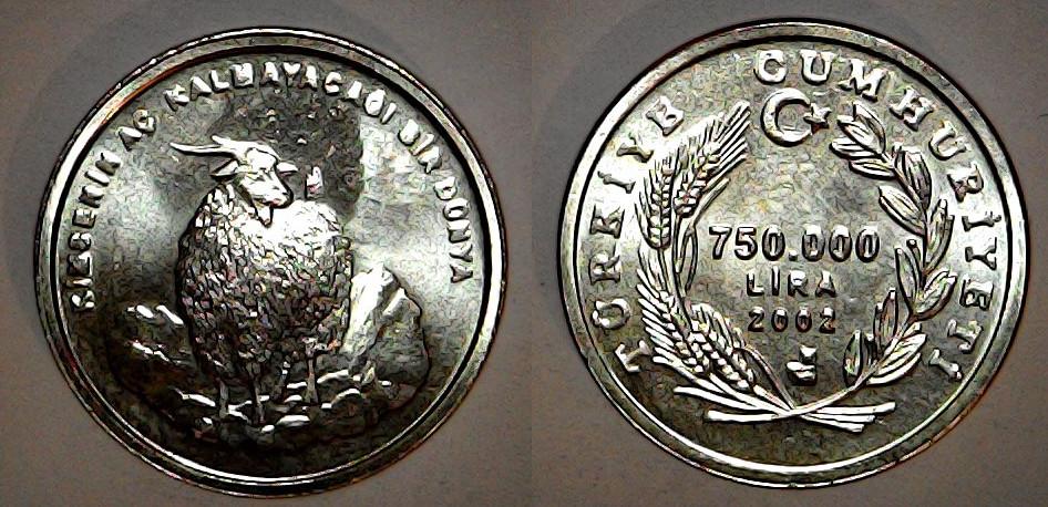 750000 lira 2002