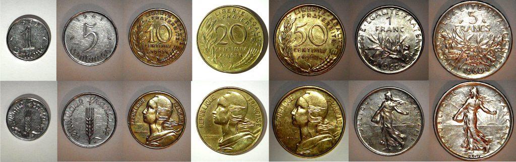 Série Franc 1960