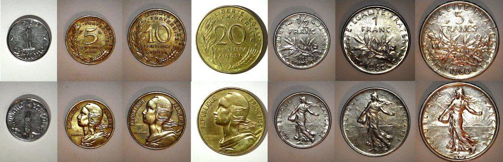 Série Franc 1966