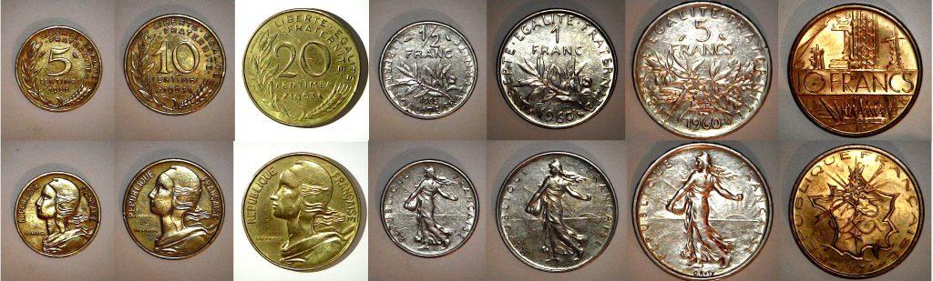 Série Franc 1974