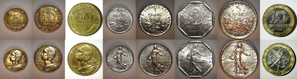 Série Franc 1988