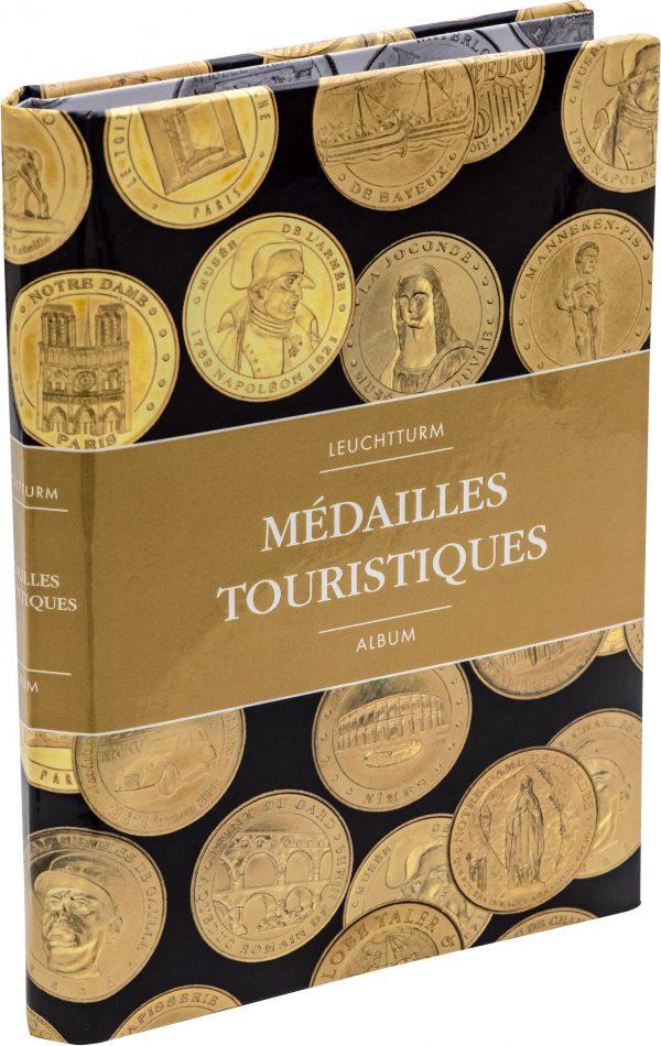 Album médailles touristiques
